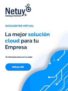 NetUy Lateral - Solución Cloud